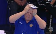 ROMANIA - RUSIA 22-28 | Ce a spus Trefilov, legendarul antrenor al Rusiei, despre Romania dupa semifinala de la EURO