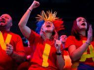 """""""Emotia Romania! Sa fim optimisti pentru Mondiale si Jocurile Olimpice!"""" Florin Caramavrov, dupa meciul Romaniei cu Rusia"""