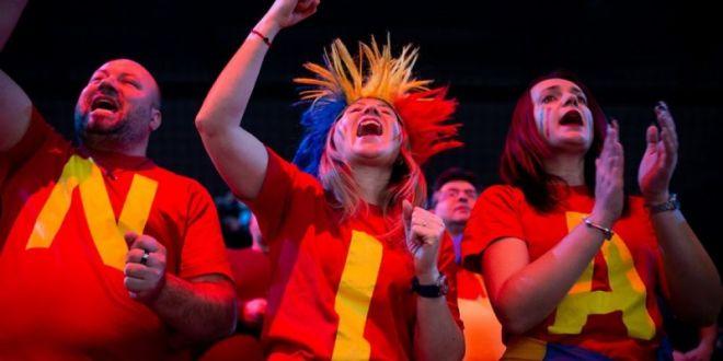 Emotia Romania! Sa fim optimisti pentru Mondiale si Jocurile Olimpice!  Florin Caramavrov, dupa meciul Romaniei cu Rusia