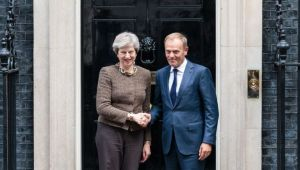 Liderii europeni, EXASPERATI de Theresa May. Ar putea urma un BREXIT fara acord