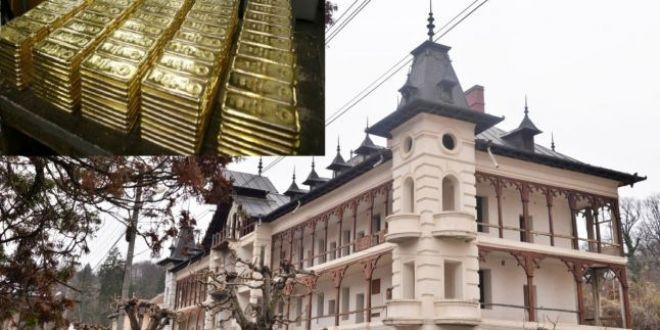 Povestea tonelor de aur polonez ascunse in seiful unui hotel din statiunea Baile Govora