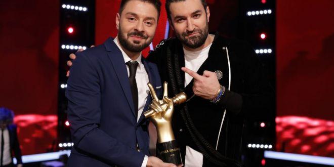 Bogdan Ioan este marele câștigător Vocea României. Vezi aici momentele sale video din marea finală