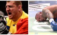 """KO ULUITOR al lui Morosanu!!! Cel mai rapid din cariera, dupa ce l-a batut pe """"reptilianul"""" Cuk in primele secunde ale meciului!"""