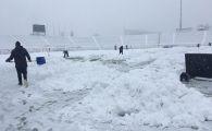 UPDATE: Meciul de rugby Timisoara - Northampton, anulat din cauza zapezii! Timisoara, penalizata cu 5 puncte