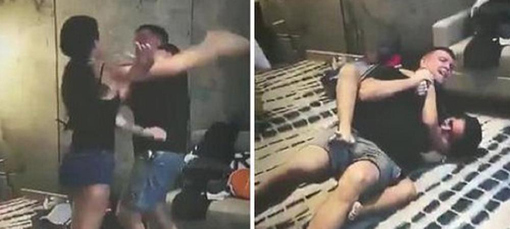 VIDEO: Michael Owen, facut KO de fata lui de 15 ani! Filmuletul a ajuns pe net :)