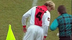 Formidabil! Asta e cel mai frumos gol pe care l-a marcat Jurgen Klopp in cariera de fotbalist! VIDEO