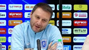 "Premonitia incredibila a lui Mangia, inaintea meciului cu Dinamo: ""E acolo un italian care mi-a luat titlul!"" Montini a demolat-o apoi pe Craiova"