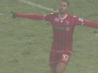 Reactia noului erou al lui Dinamo dupa ce i-a dat 3 goluri Craiovei:  E primul hat trick din cariera mea! Joc bine in fata lui Mangia . Ce a spus Montini