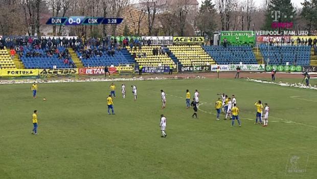 Dunarea Calarasi 0-3 Sepsi! Dubla Simonovski, Sepsi urca pe loc de playoff! TOATE REZULTATE ETAPEI