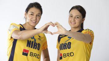 Fantastic! Doua dintre cele mai bune trei marcatoare ale EURO sunt romance! Cate goluri au marcat Neagu si Buceschi