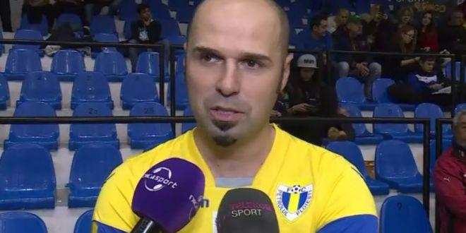 VIDEO | Vi-l mai amintiti? Are un titlu si doua Cupe cu Dinamo, iar in 2013 a plecat din Romania. Acum lucreaza in SUA