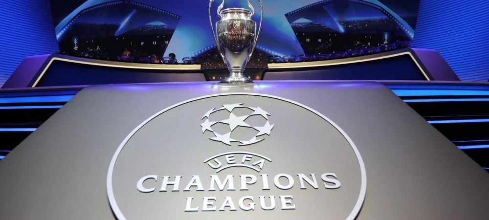 TRAGERE LA SORTI UEFA CHAMPIONS LEAGUE   Real Madrid este abia a 6-a, Juve este pe locul 3! Cotele la pariuri la castigarea marelui trofeu