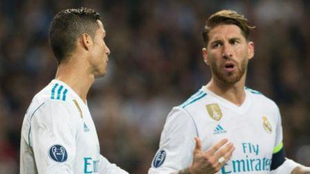 TRAGERE LA SORTI CHAMPIONS LEAGUE | Reactie SOC a lui Sergio Ramos:  Nu se vede absenta lui Ronaldo!  Ce spune despre duelul cu Ajax