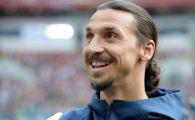 """Zlatan a anuntat unde va juca in 2019: """"N-am terminat inca!"""" La 37 de ani, suedezul si-a confirmat viitorul"""