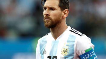 """Gestul senzational tinut secret pana acum! Ce a facut Messi dupa meciul Argentina - Croatia, de la Mondial: """"A zis ca am jucat cel mai frumos fotbal de la turneul final"""""""
