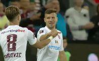 """Golgheterul Ligii I poate pleca de la CFR! Tucudean: """"Sa vedem cat de bune vor fi ofertele"""". Ce spune despre derby-ul cu FCSB, ultimul din 2018"""