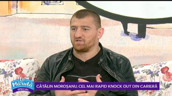 """Morosanu, PROVOCOAREA SUPREMA pentru Ghita: """"E ca si cum l-ai pune pe Gica Hagi sa joace contra unui pusti de 20 de ani!"""""""