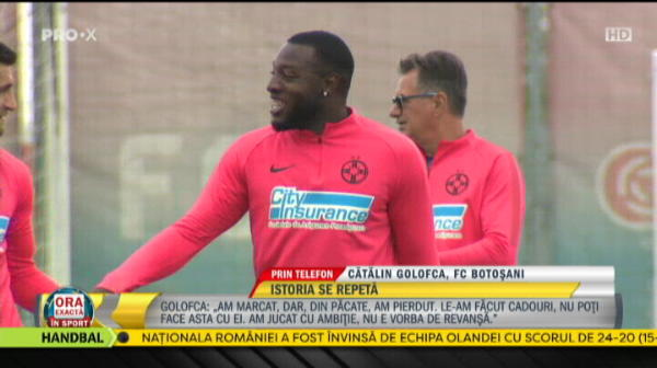 """""""Cu cine sa tin la titlu, cu CFR?!"""" :)) Golofca a ramas ULTRAS FCSB si ii propune doi jucatori lui Becali! Anunt de ultima ora"""