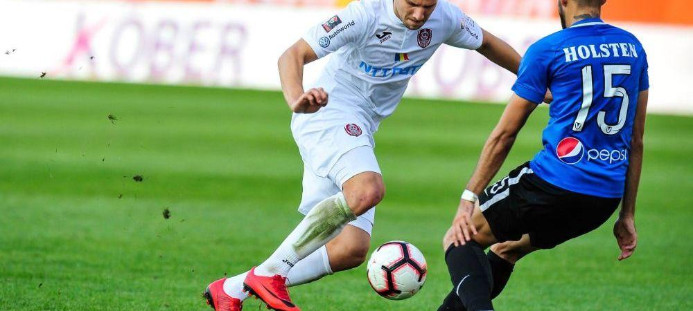 Anunt BOMBA facut de Tucudean inaintea derby-ului pentru TITLU cu FCSB! Ce a spus despre PLECAREA de la CFR Cluj
