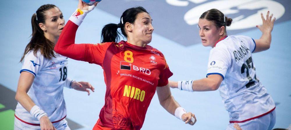 Ghinion teribil pentru CSM Bucuresti! Dupa Cristina Neagu, inca o jucatoare s-a operat dupa ce si-a rupt ligamentele!