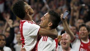 Momente incredibile la antrenamentul lui Ajax! Ce au facut jucatorii cand au aflat ca vor juca cu Real Madrid!