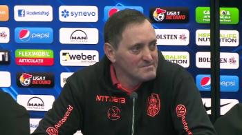 "Conceicao, scos din SARITE cand a auzit de comparatia cu Dan Petrescu! Intrebarea care l-a enervat: ""Asa credeti ca a fost?!"" Ce a spus despre derby-ul cu FCSB"