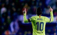 """""""Messi este numarul 1! Nimeni nici macar nu se apropie!"""" Ce scriu cei de la Marca despre starul Barcei"""