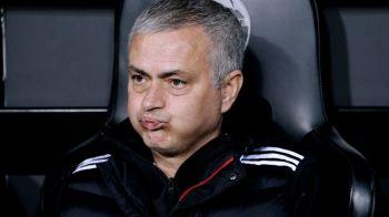 MOURINHO DAT AFARA DE UNITED | Coincidenta incredibila pentru Mourinho! Este a 3-a oara cand pateste asta! Ce i-a facut Klopp