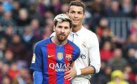 Messi si Ronaldo, de neoprit!Este incredibil ce au reusit cei doi!Cine ii mai poate ajunge