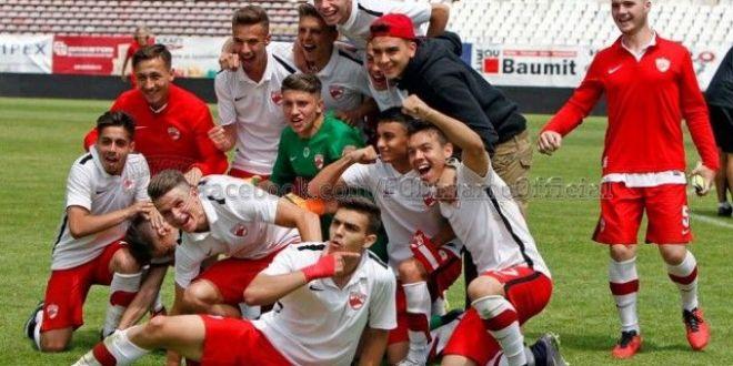 ANALIZA / Diferenta majora de strategie intre Viitorul si Dinamo. Ce s-a intamplat cu juniorii celor doua cluburi din finala Liga Elitelor 2017