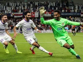Surpriza de proportii la CM al cluburilor! River Plate, eliminata la penalty-uri: Al Ain poate juca impotriva Realului in marea finala