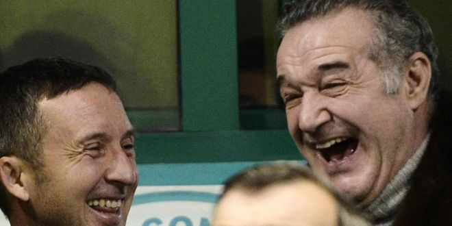 Eu o sa-l iau, risc!  Gigi Becali trece peste MM Stoica si vrea sa aduca un international roman la FCSB