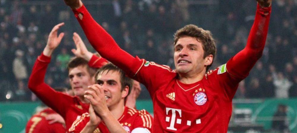 Omul record din istoria lui Bayern! Niciun star nu a reusit sa atinga aceasta performanta remarcabila