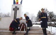 Steaua si-a comemorat eroii cazuti in Revolutia din Decembrie 1989. FOTO