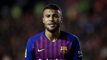 "Rafinha, ""incaltat"" de tribunal! Suma imensa pe care ar trebui sa o plateasca jucatorul Barcelonei!"