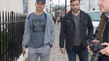 Primele imagini cu Mourinho dupa ce a fost dat afara de United! Cum a reactionat la intalnirea cu reporterii!