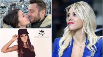 O romanca ii face concurenta Wandei a lui Icardi! Fotbalistul de la Inter care se iubeste o frumusete autohtona! Cei doi au atras privirile la petrecerea de final de an
