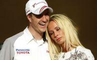 Cora Schumacher socheaza dupa ce a divortat de Ralf, fratele fostului supercampion din F1. Cum arata noul ei iubit