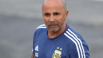 Jorge Sampaoli, noul antrenor al lui Santos! Fostul selectioner al Argentinei, primit ca un supercampion in Brazilia