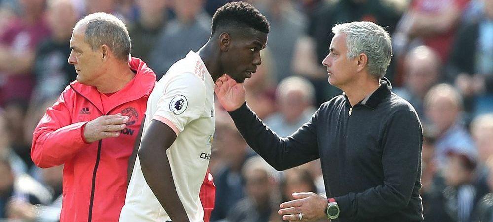 """""""S-a pus cu cine nu trebuia!"""" Dezvaluire incredibila a englezilor! Ce a facut Pogba la antrenament cand a fost anuntata plecarea lui Mourinho"""