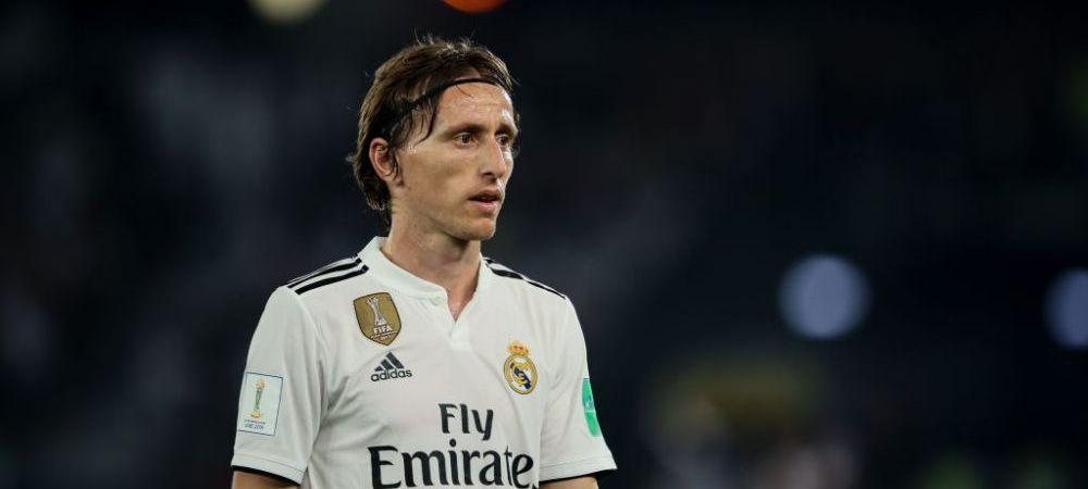 """""""A trebuit sa lupt mereu cu asta! Face parte din viata mea!"""" Dezvaluirea INCREDIBILA a lui Luka Modric despre cariera sa fotbalistica"""