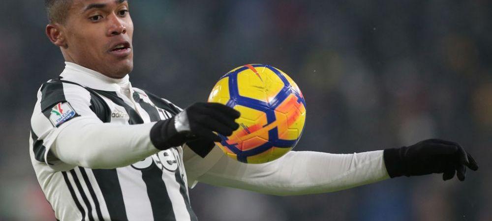 """OFICIAL   Brazilianul Alex Sandro a semnat pana in 2023: """"Ii asigur pe fani ca voi da mereu 100% pentru victorie"""""""