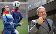 Raspunsul celei mai bune jucatoare din Romania in 2018 pentru Becali, dupa ce patronul FCSB a amenintat ca se retrage daca UEFA il obliga sa faca echipa de fotbal feminin