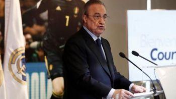 Real Madrid, transfer surpriza! Ce jucator poate ajunge pe Santiago Bernabeu!