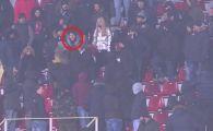 UPDATE | Marturia Andreei Hanca, dupa ce a fost agresata de ultrasii lui Dinamo! Jucatorul a cerut rezilierea