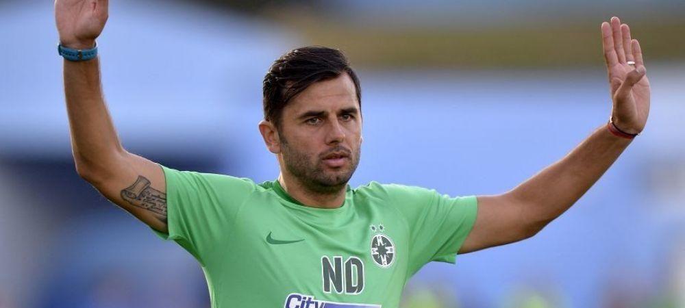 """Reactia lui Dica dupa Astra - Dinamo: """"Daca faceam eu asta, ma impuscau! Nu mai ajungeam la conferinta asta!"""""""
