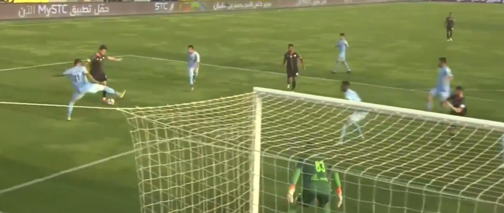 Gol FABULOS pentru Budescu in Arabia Saudita!!! Lob cu EXTERIORUL, executie FANTASTICA in Arabia Saudita! VIDEO