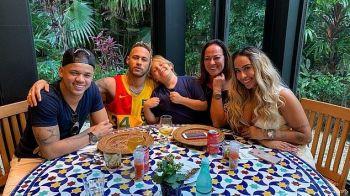 """""""Zici ca sunt spaghete!"""" Neymar si-a socat fanii cu ultima nebunie! Cum arata cu dreaduri: FOTO & VIDEO"""