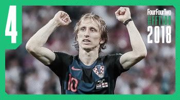 Modric este abia pe locul 4! Cum arata TOP 100 cei mai buni jucatori din lume in 2018, conform Four Four Two