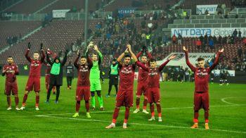FCSB - CFR | Decizie SUPRIZA a celor de la CFR inainte de meciul cu FCSB! Ce au primit jucatorii de la Cluj